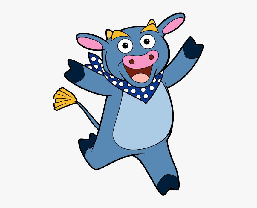 Dora The Explorer Characters Png, Transparent Png, Free Download