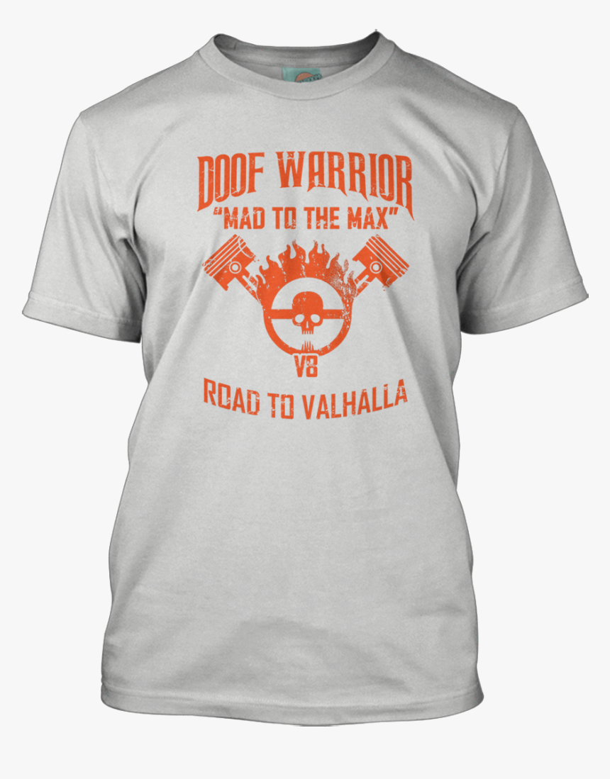 Mad Max Fury Road Inspired Doof Warrior T-shirt - Palantine We Are The People, HD Png Download, Free Download