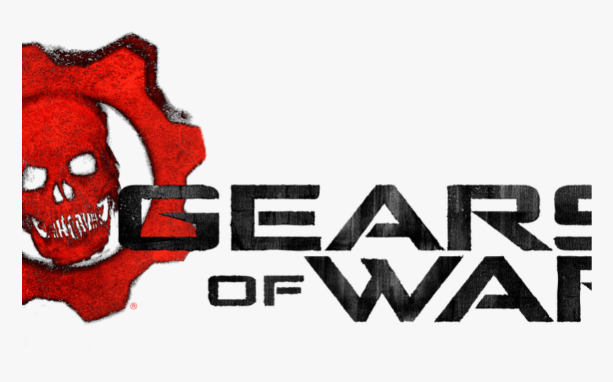 Gears Of War Logo Transparent - Gears Of War 3 Logo Transparent, HD Png Download, Free Download