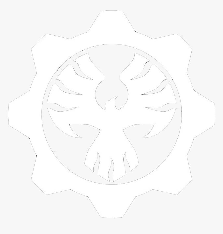 Clip Art Imagen Coalici N De - Gears Of War Fenix Omen, HD Png Download, Free Download