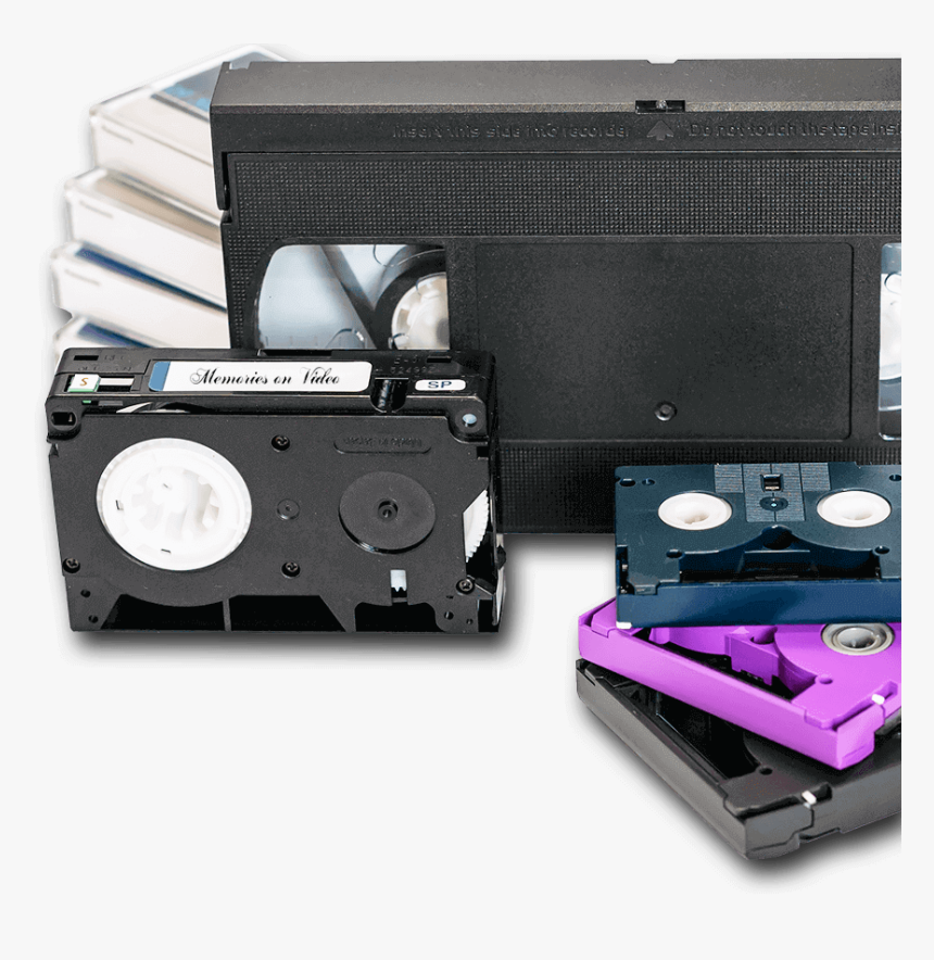 Video Tape Or Camcorder Tape To Dvd Conversion Specialists - Gadget, HD Png Download, Free Download