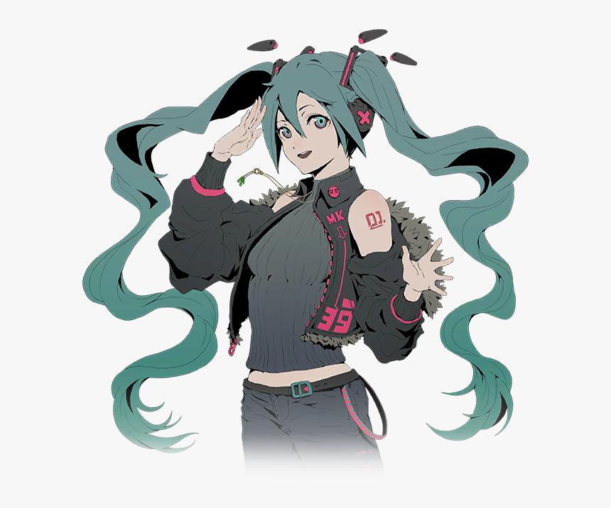 Cytus Wiki - Hatsune Miku Cytus 2, HD Png Download, Free Download