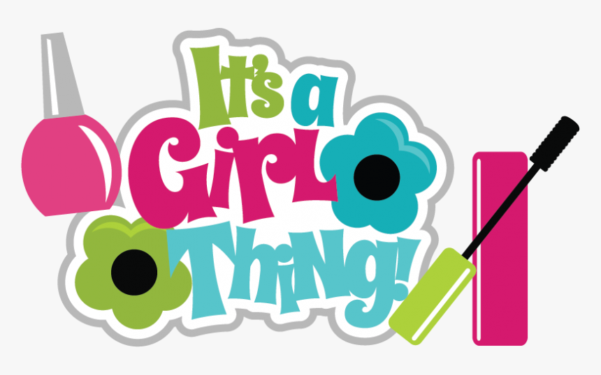 Its A Girl Thing Logo, HD Png Download, Free Download