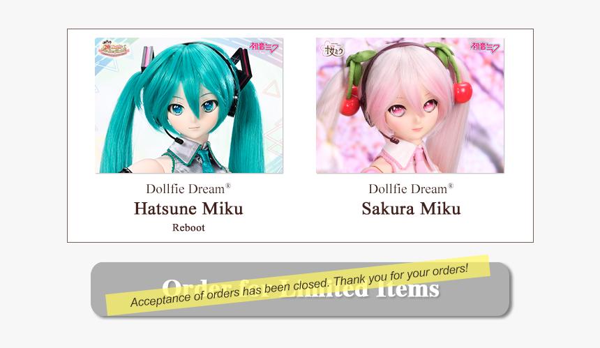 Transparent Pink Hatsune Miku, HD Png Download, Free Download