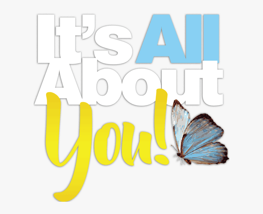 An Empowerment Seminar For Young Girls - Its All About You Girl, HD Png Download, Free Download