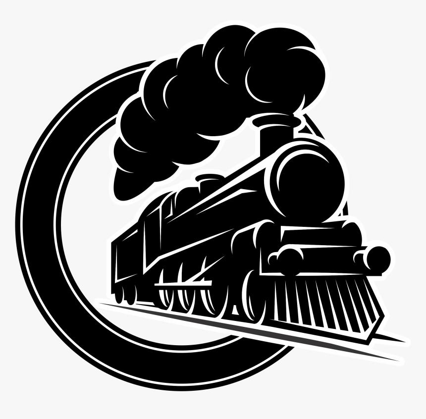 Train Rail Transport Royalty Free Locomotive Locomotive Vector