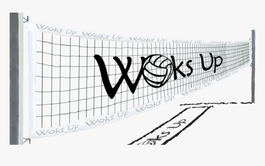 Beach Volleyball Net Png - Volleyball Net, Transparent Png, Free Download