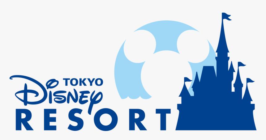 Disneyland Clipart Symbol - Tokyo Disney Resort Logo, HD Png Download, Free Download