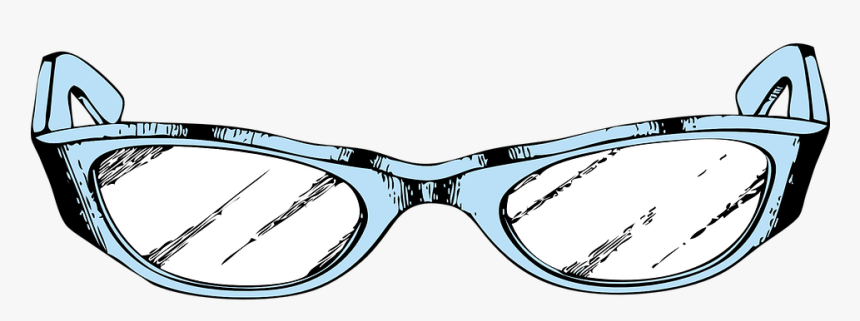 Eyeglasses, Glasses, Spectacles, Isolated, Looking - Nokia C2 Clip Art Download, HD Png Download, Free Download