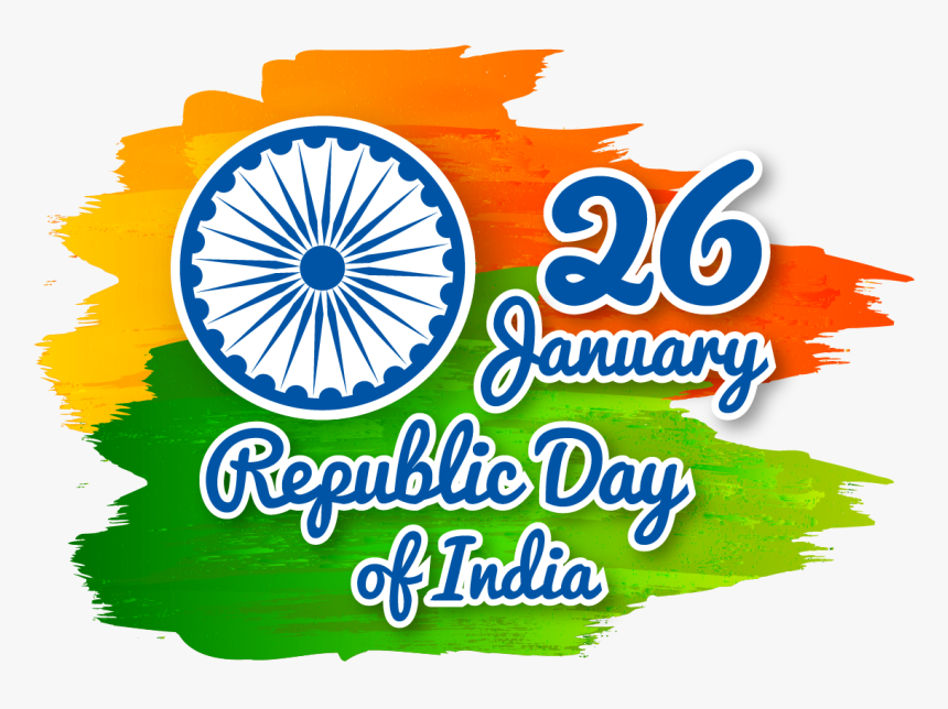 26 january image hd png republic drawing  january - happy republic day png