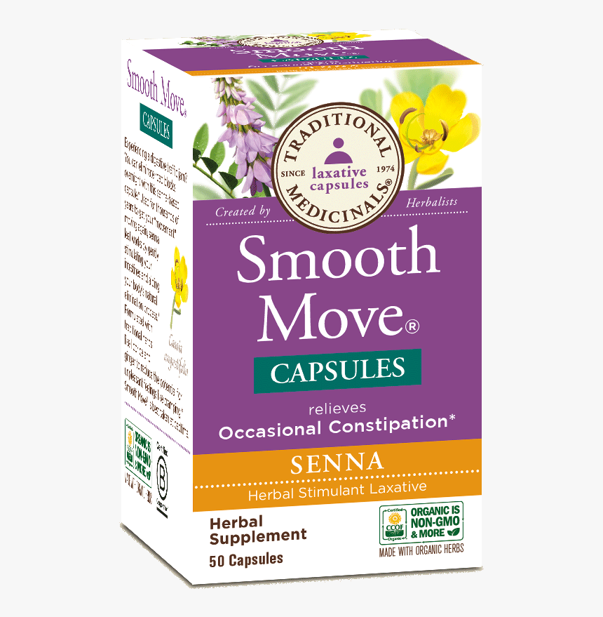 Smooth Move Capsules, HD Png Download, Free Download