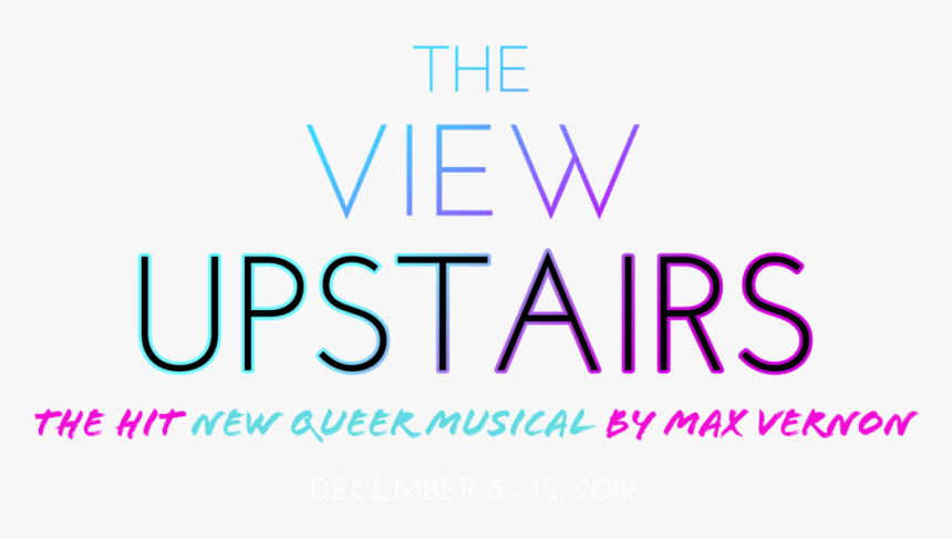 The View Upstairs Overlay, HD Png Download, Free Download