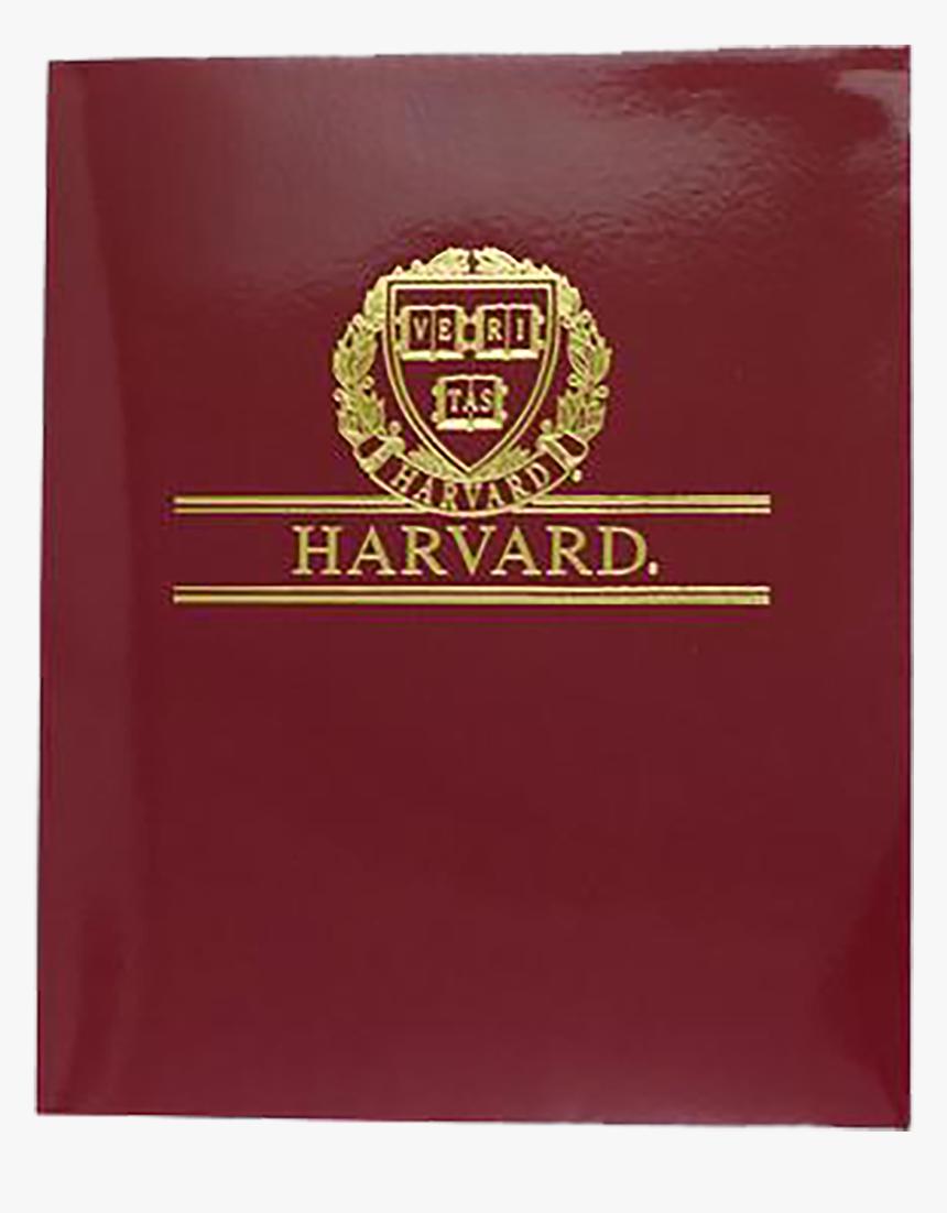 Harvard Folder - Harvard Red, HD Png Download, Free Download