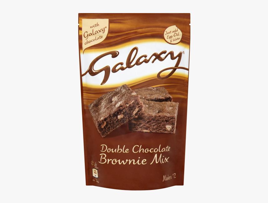 Galaxy Double Chocolate Brownie Mix 360g - Galaxy Double Chocolate Brownie Mix, HD Png Download, Free Download
