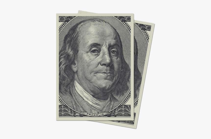 Benjamin Franklin 100 Dollar, HD Png Download, Free Download