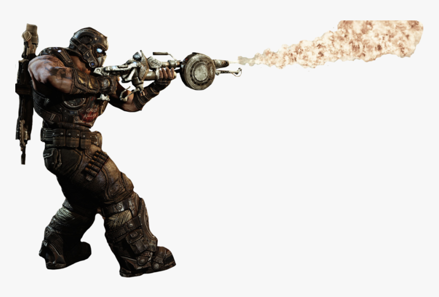 Gears Of War Png - Gears Of War 3 Png, Transparent Png, Free Download