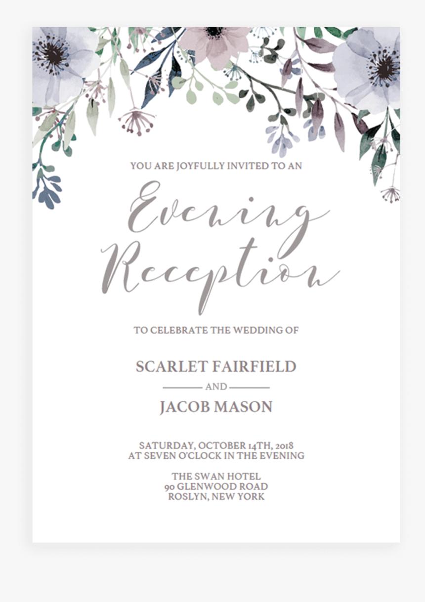 Wedding Invitation Lavender Rsvp Greeting & Note Cards - Emoji Game Bridal Shower Printable, HD Png Download, Free Download