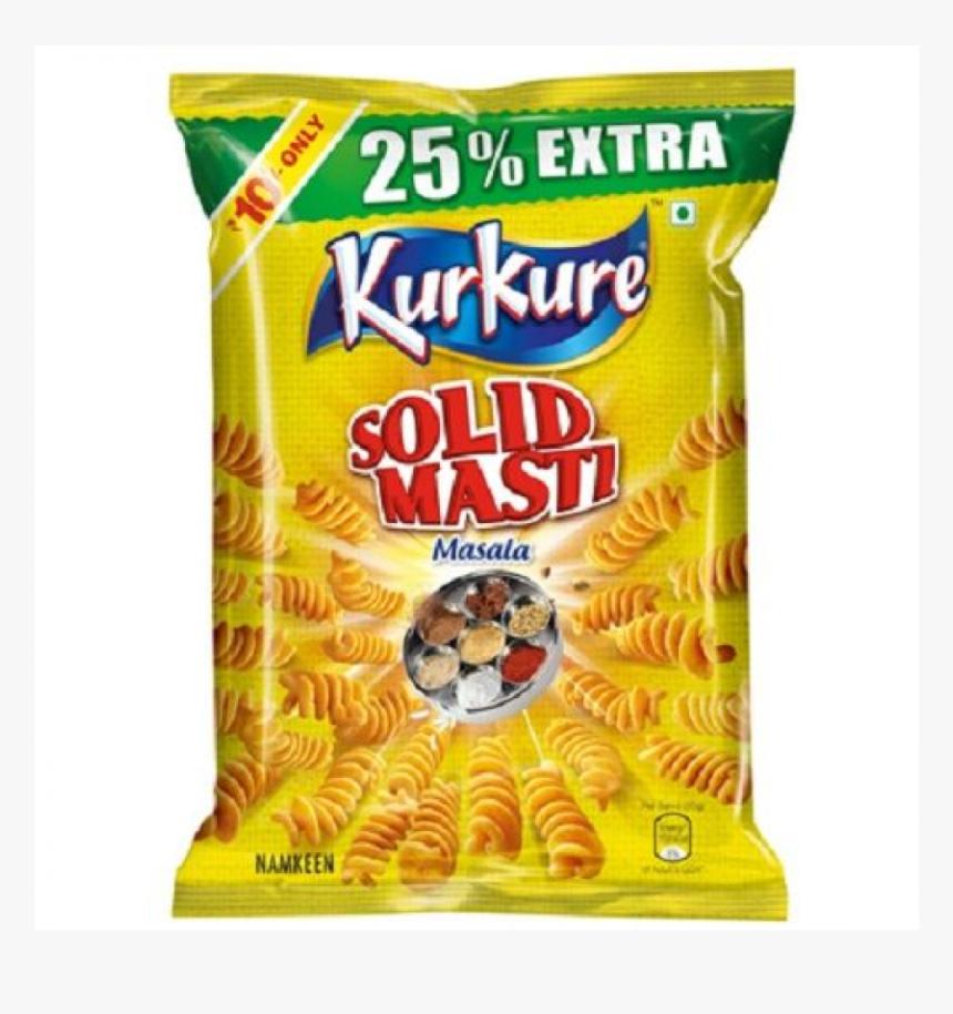 Kurkure Solid Masti Masala 10/- - Kurkure Green Chutney Rajasthani Style, HD Png Download, Free Download