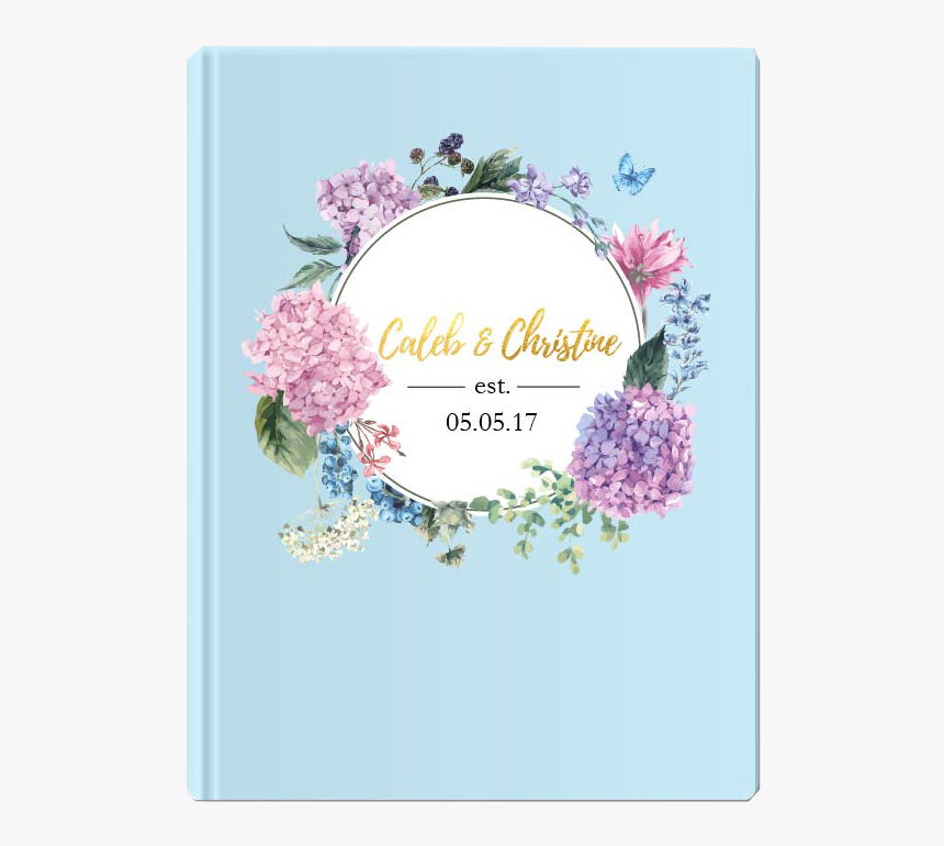 Wedding Hard Cover Book, HD Png Download, Free Download