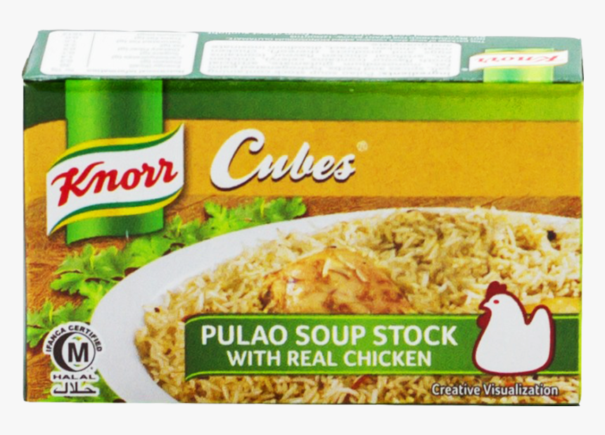 Knorr Cube Pulao 20 Gm - Knorr, HD Png Download, Free Download