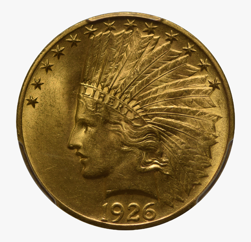 Indian Gold Coin Png, Transparent Png, Free Download