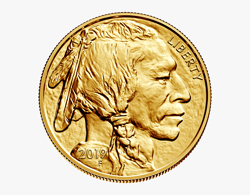 """""""  Title=""""""""  Style=""""max Height - Buffalo Gold Coin 2018, HD Png Download, Free Download"""