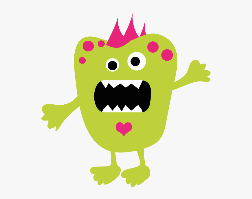 Environment Clipart Take Care - Monster Halloween Birthday Party Invitations, HD Png Download, Free Download