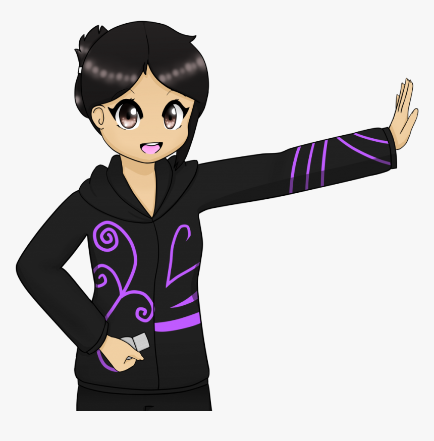 Transparent Ninja Silhouette Png - Cartoon, Png Download, Free Download