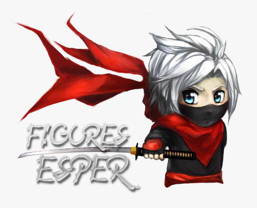 Figures Esper - Cartoon, HD Png Download, Free Download