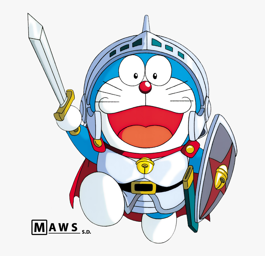 Doraemon Knight, HD Png Download, Free Download