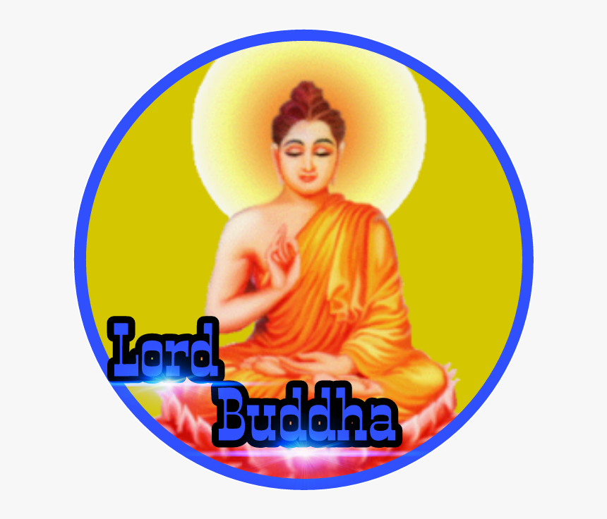 Lord Buddha , Png Download - Lord Buddha, Transparent Png, Free Download
