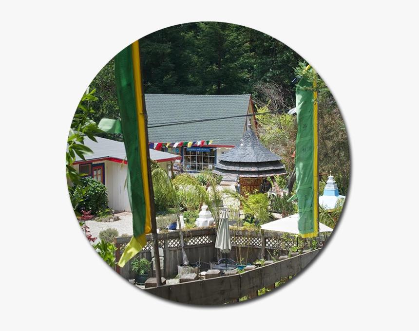 Staying At Land Of Medicine Buddha - Yard, HD Png Download, Free Download
