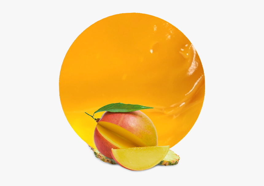 Mango With Leaf, HD Png Download, Free Download