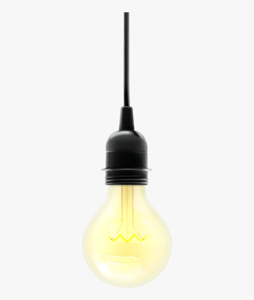 Light Lamp Incandescent Yellow Bulb Free Download Png - Light, Transparent Png, Free Download