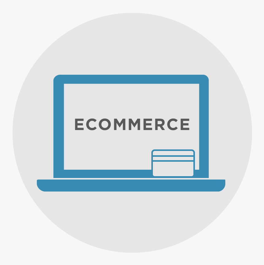 Pulse Commerce Ecommerce - E Commerce Circle Pic Png, Transparent Png, Free Download