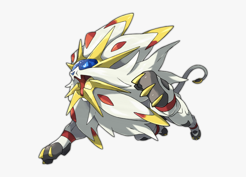 Hd Solgaleo Png Pokemon Solgaleo Png Transparent Png