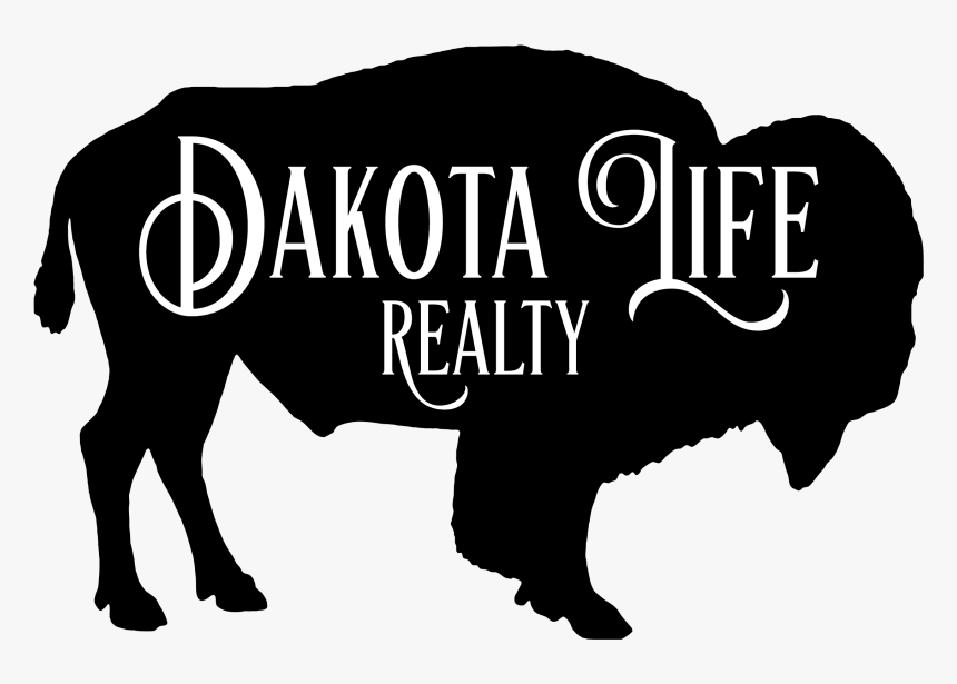 Buffalo Clipart Silhouette - Livestock, HD Png Download, Free Download