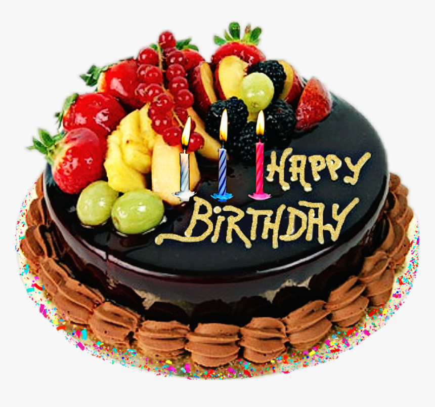 Marvelous Happy Birthday Cake Candles Fruit Happy Birthday July 9 Hd Funny Birthday Cards Online Elaedamsfinfo