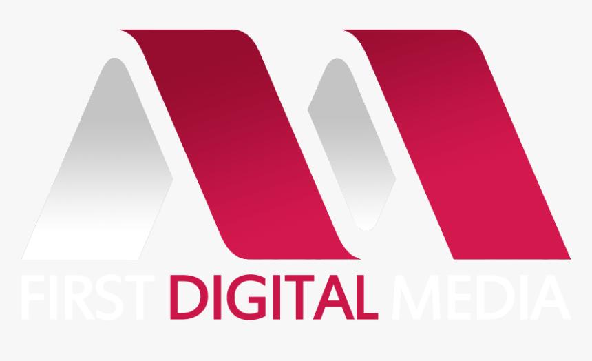 First Digital Media Logo - Graphic Design, HD Png Download, Free Download