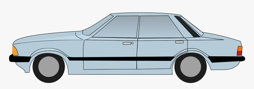 Ford, Car, Automobile, Classic Cars, Silver - Ford Cortina Mk5 Drawings, HD Png Download, Free Download