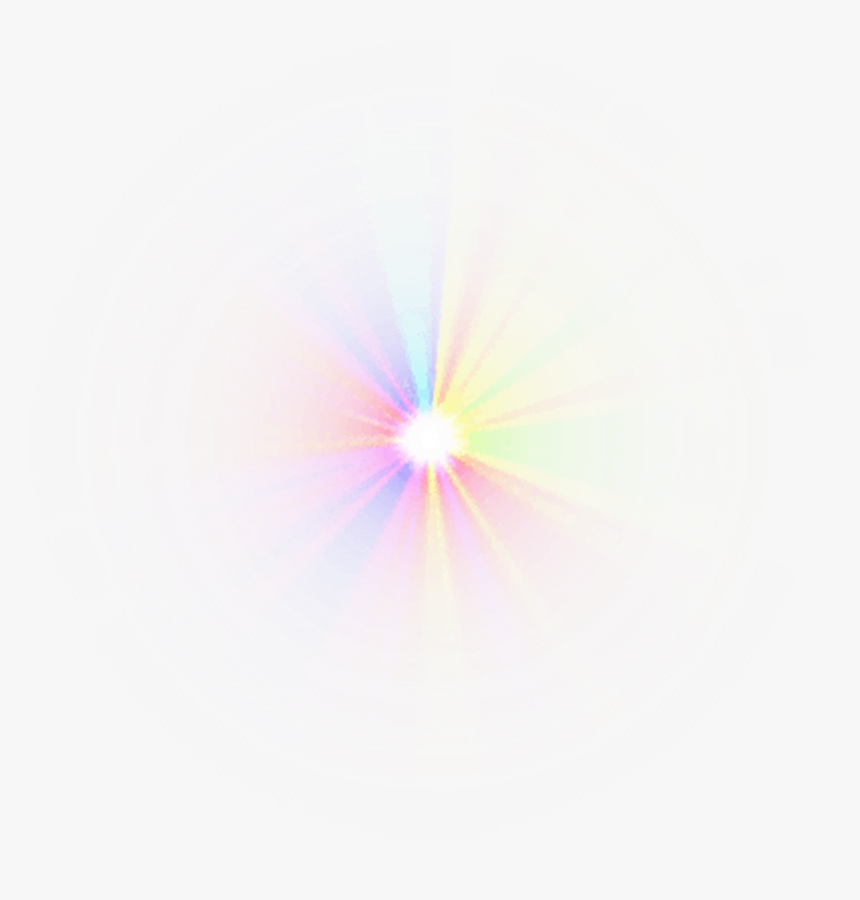 Image Result For Transparent Rainbow Colours Effects - Light, HD Png Download, Free Download