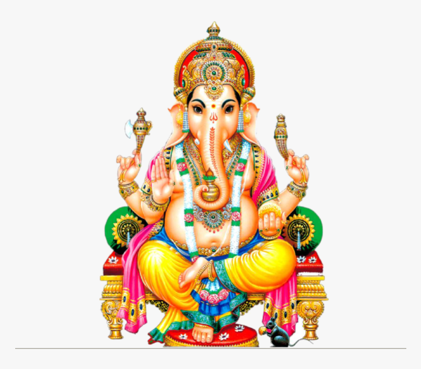 God Ganesha Idol Png Transpar - Lord Ganesh, Transparent Png, Free Download