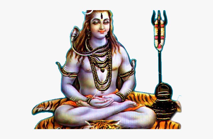 Goddess Durga Maa Png Transparent Images - Hindu God Shiva Png, Png Download, Free Download