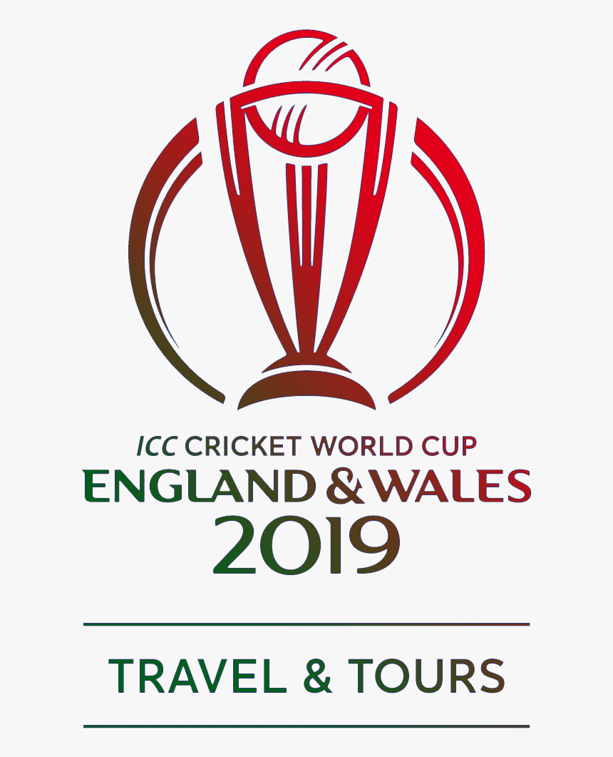 Icc Cricket World Cup 2019 Logo Png Free Download - Icc Cricket World Cup 2019 Logo Png, Transparent Png, Free Download