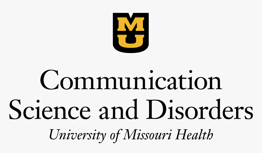 The Mu Chapter Of The National Student Speech Language - University Of Missouri Columbia, HD Png Download, Free Download
