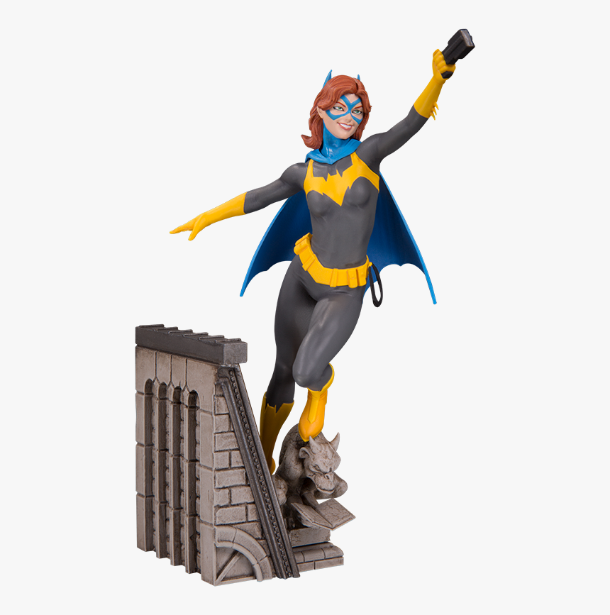 Batman Tas Batgirl Statue, HD Png Download, Free Download