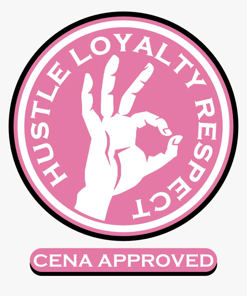 Logo John Cena Hustle Loyalty Respect, HD Png Download, Free Download