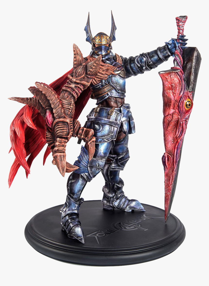Figurine,action Figure,toy,fictional Creature,armour - Soul Calibur Nightmare Action Figure, HD Png Download, Free Download