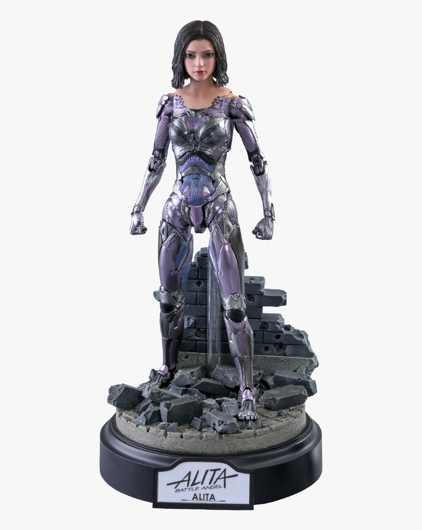 Hot Toys Alita Battle Angel, HD Png Download, Free Download