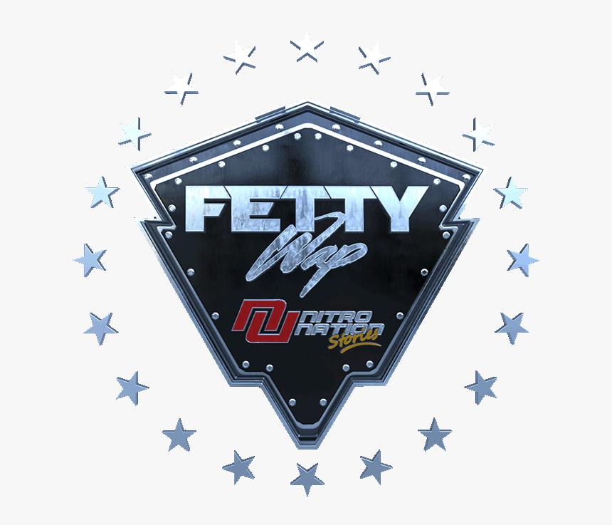 Fetty Wap Nitro Nation Stories Logo - Lockheed F-117 Nighthawk, HD Png Download, Free Download